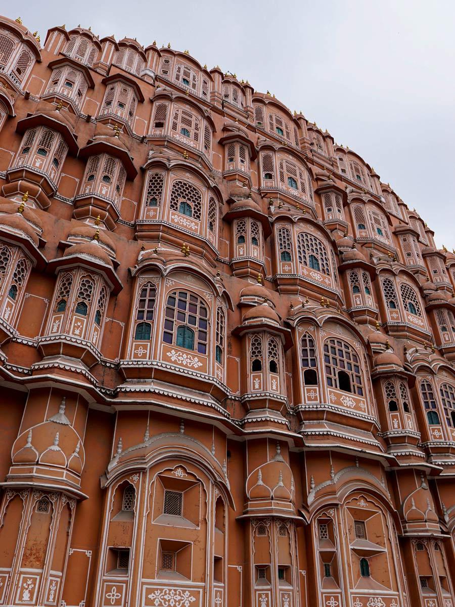 Hawa Mahal Jaipur India exploring forts and palaces India