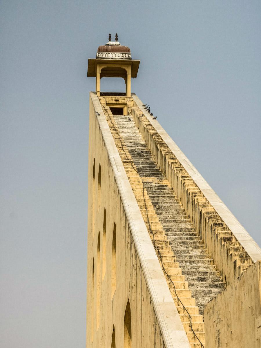 Jantar Mantar Jaipur exploring forts and palaces India