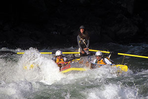 Amazon Whitewater Rafting Tour