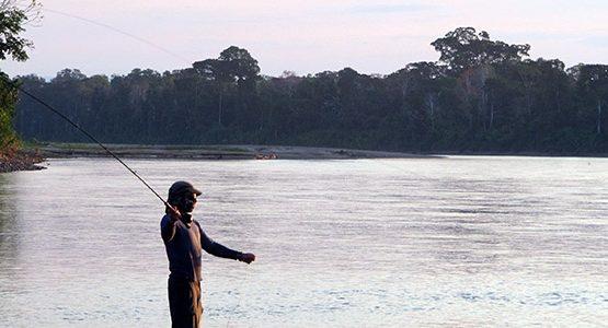 Amazon Whitewater Rafting Tour