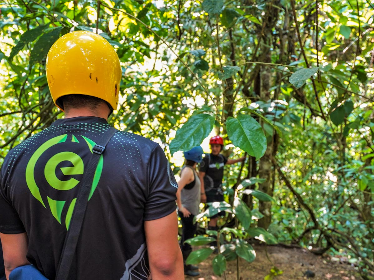 Safety training multisport adventure tour photo Peru Ecuador