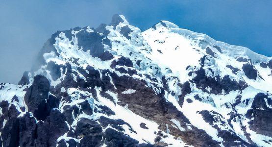 Ecuadorian Andes Volcano Trek