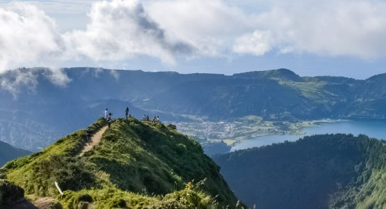 Azores Islands Walking Tour