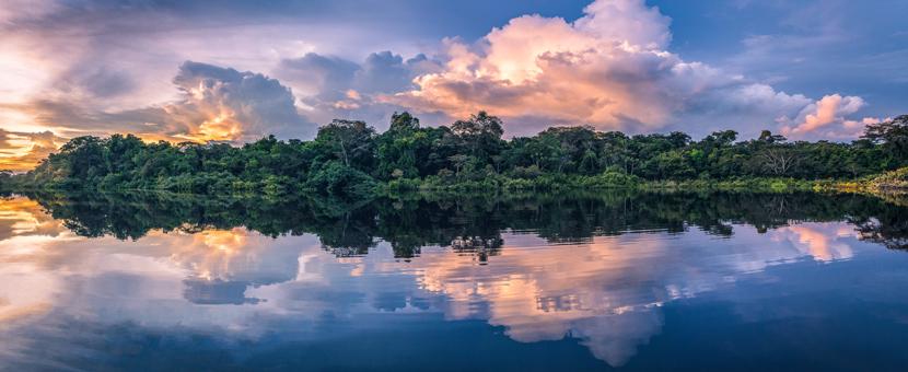 Amazon Camping Adventure