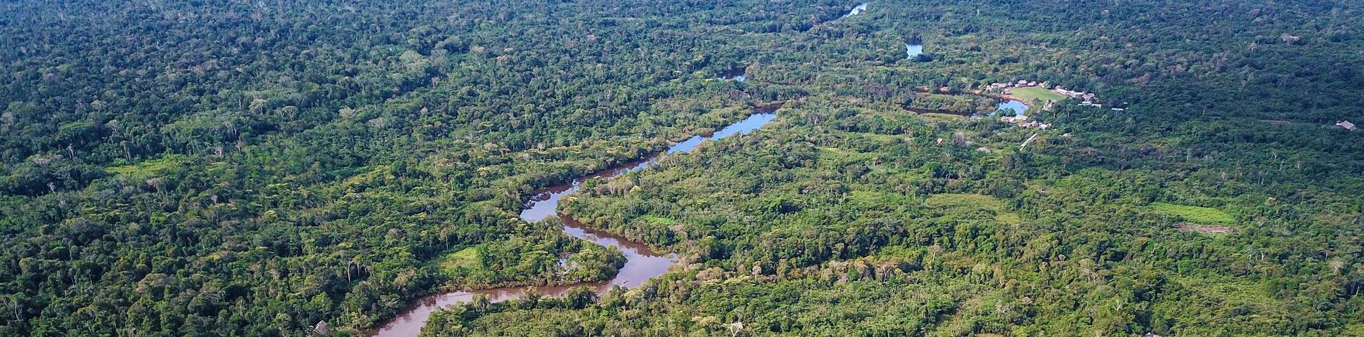 Fishing in the Peruvian Amazon Tour
