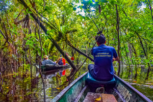 Fishing in the Peruvian Amazon Tour
