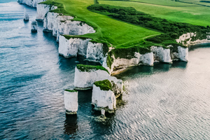 Walking England's Jurassic Coast