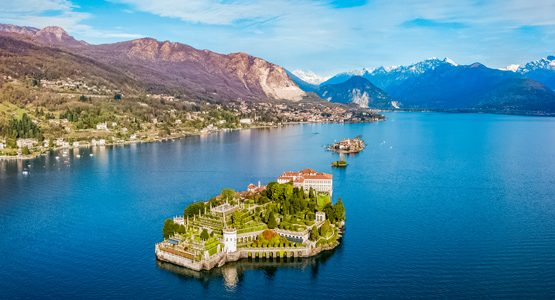 Italian and Swiss Lakes Cycling Tour