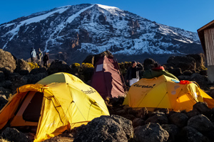 8-day Mount Kilimanjaro Northern Circuit Route