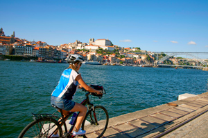 Cycling the Atlantic Coast of Portugal and Spain