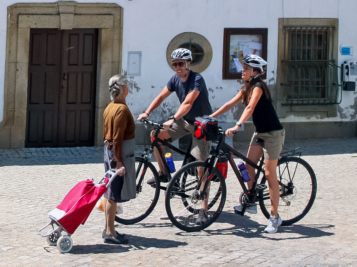 Authentic trails bike tour douro valley