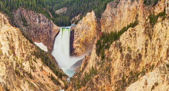 Yellowstone Hiking Adventure