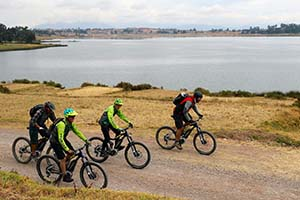 Titicaca to Machu Picchu Mountain Bike Tour