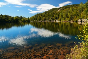 Cycling the Adirondack Mountains