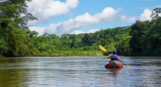 Galapagos and Amazon Family Adventure