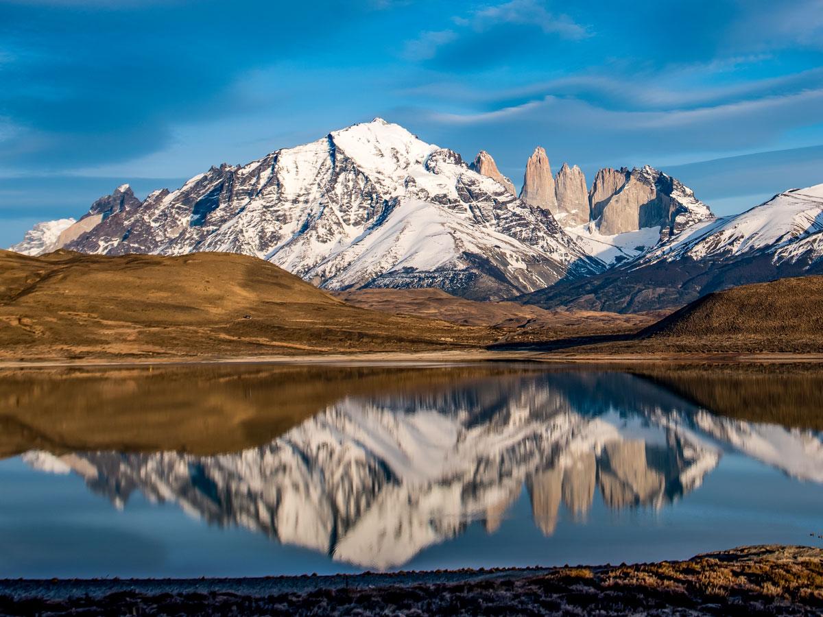 Torres del Paine exploring Chile patagonia