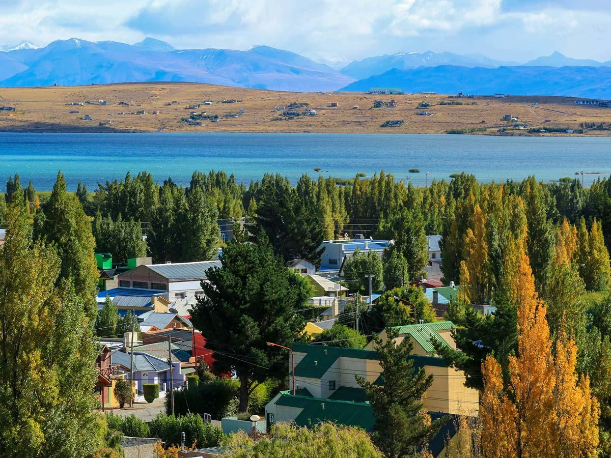 Calafate exploring Chile patagonia