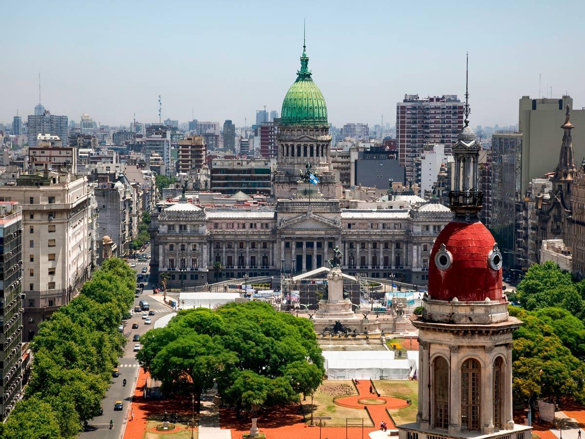 Buenos Aires beautiful historic city Valdez Patagonia Chile