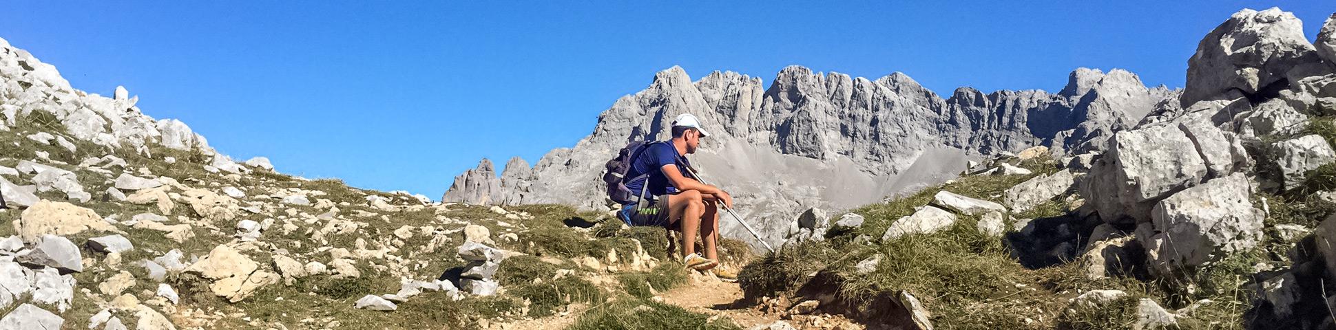 8-day Picos de Europa Mountain Trek