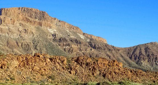 Tenerife South to North Walking Tour