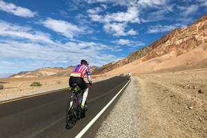 Death Valley Cycling Tour