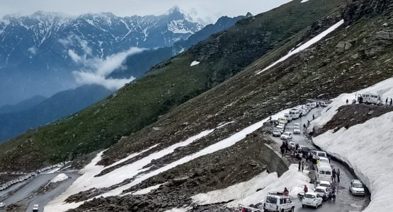 Himalayan Cycling Tour: Manali to Leh
