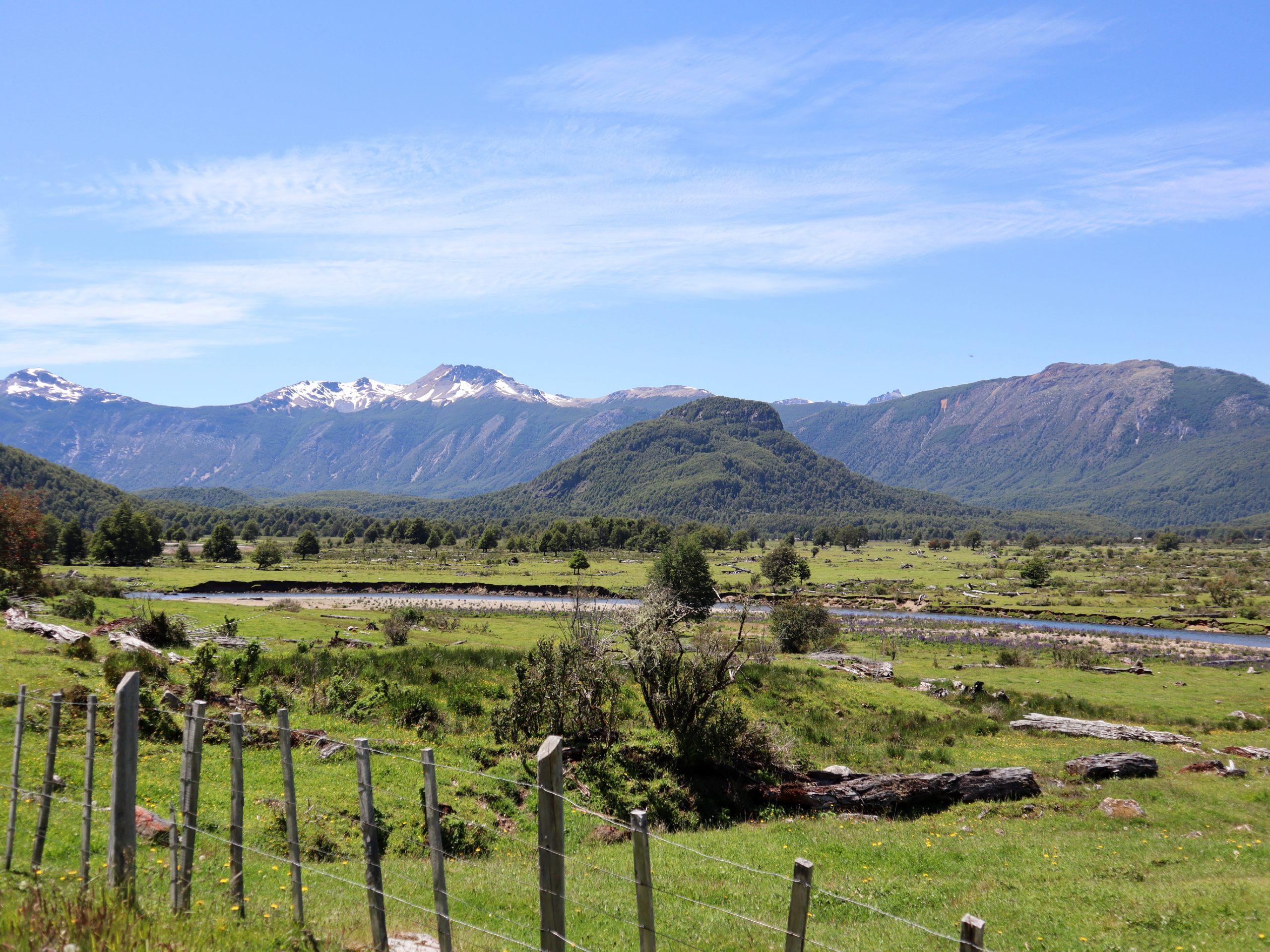 Coyhaique in Chile