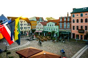 Biking Frankfurt to Usedom Island