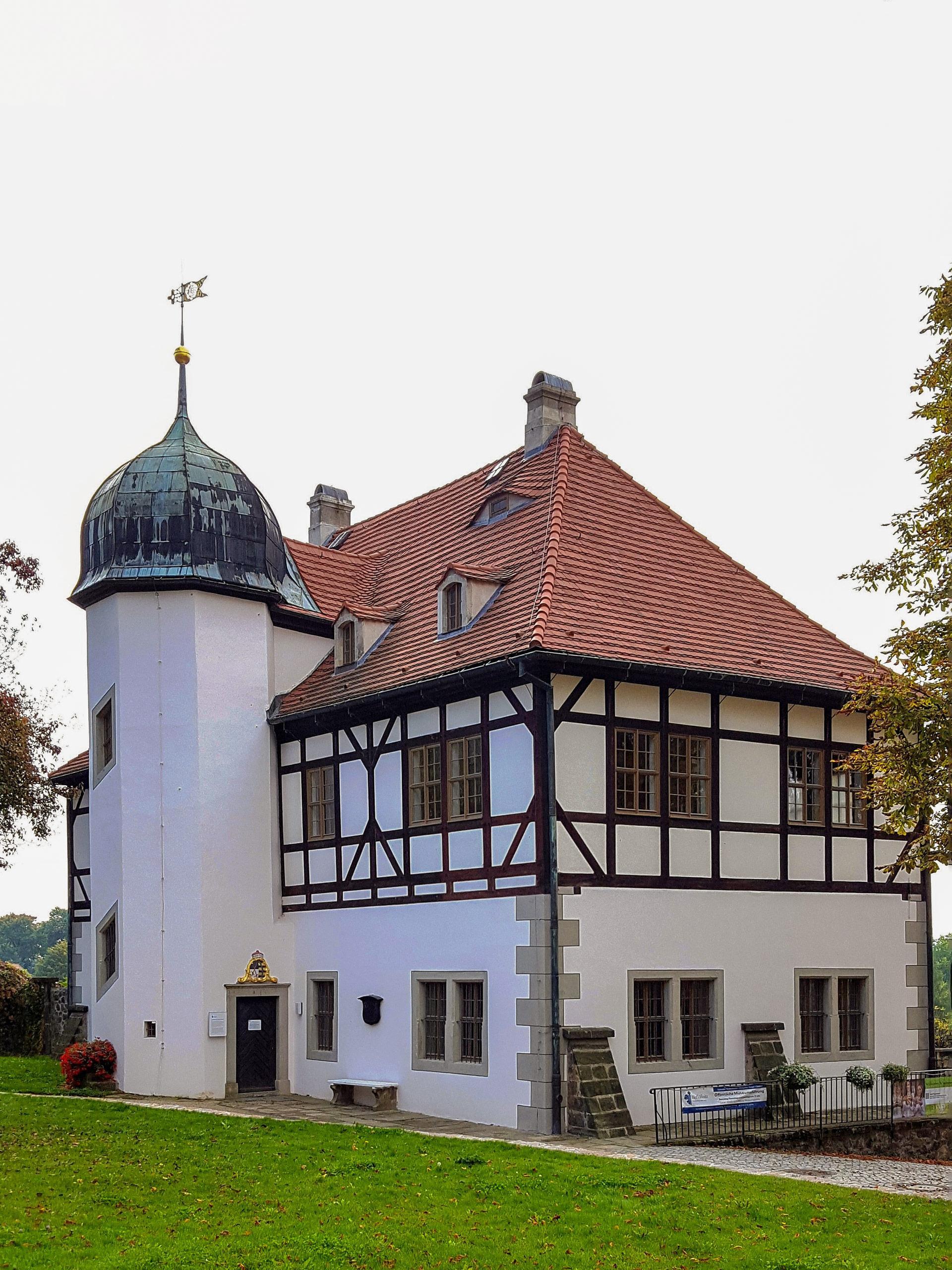 Löcknitz saxony Germany truss bike tour