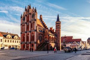 Hamburg to Dresden in a Week by Bike Tour