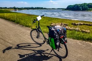 Hamburg to Berlin by Bike