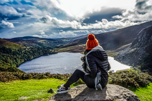 Full Wicklow Way Hiking Tour