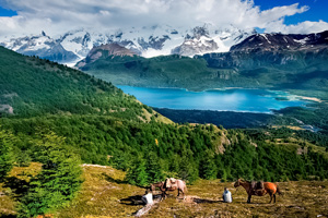 Horseback Riding through Patagonia Tour