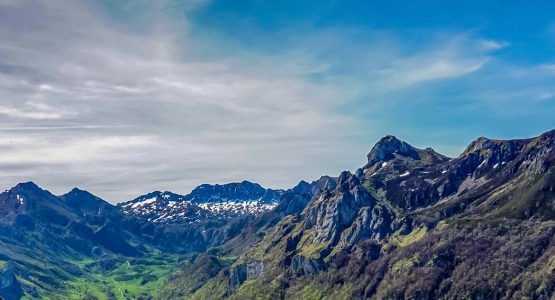 Asturias Natural Parks Walking Tour