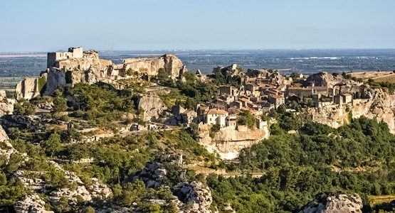 Alpilles of Provence Cycling Tour