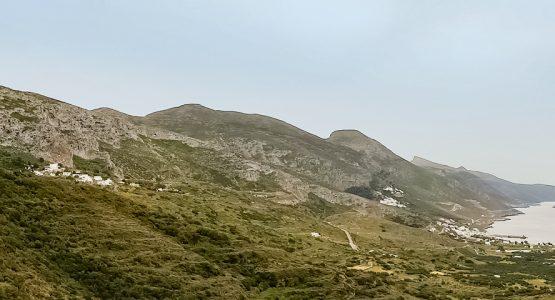 Amorgos Island Walking Tour