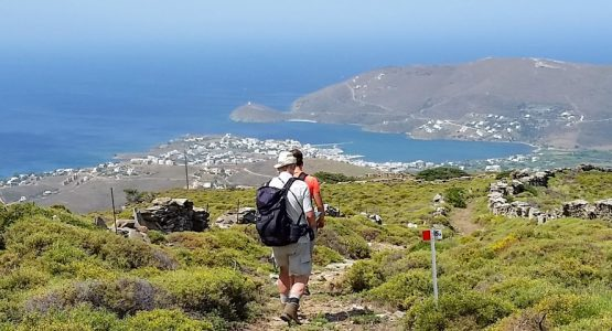 Andros and Tinos Islands Walking Tour