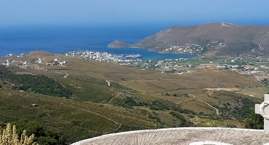 Andros Hiking Tour