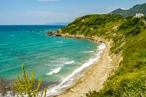 Corfu and Paxos Hiking