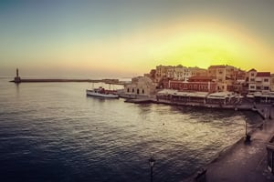 Crete Family Walking Tour