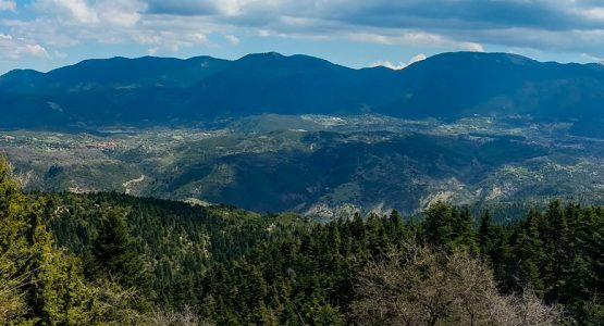 The Menalon Trail Pilgrimage Tour