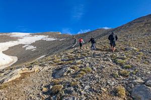 Summit Mount Olympus Trekking Tour