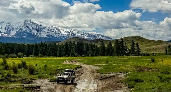 Altai Mountains Adventure Tour