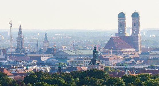 Munich to Venice Bike Tour
