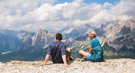 Hiking Alta Via Highlights