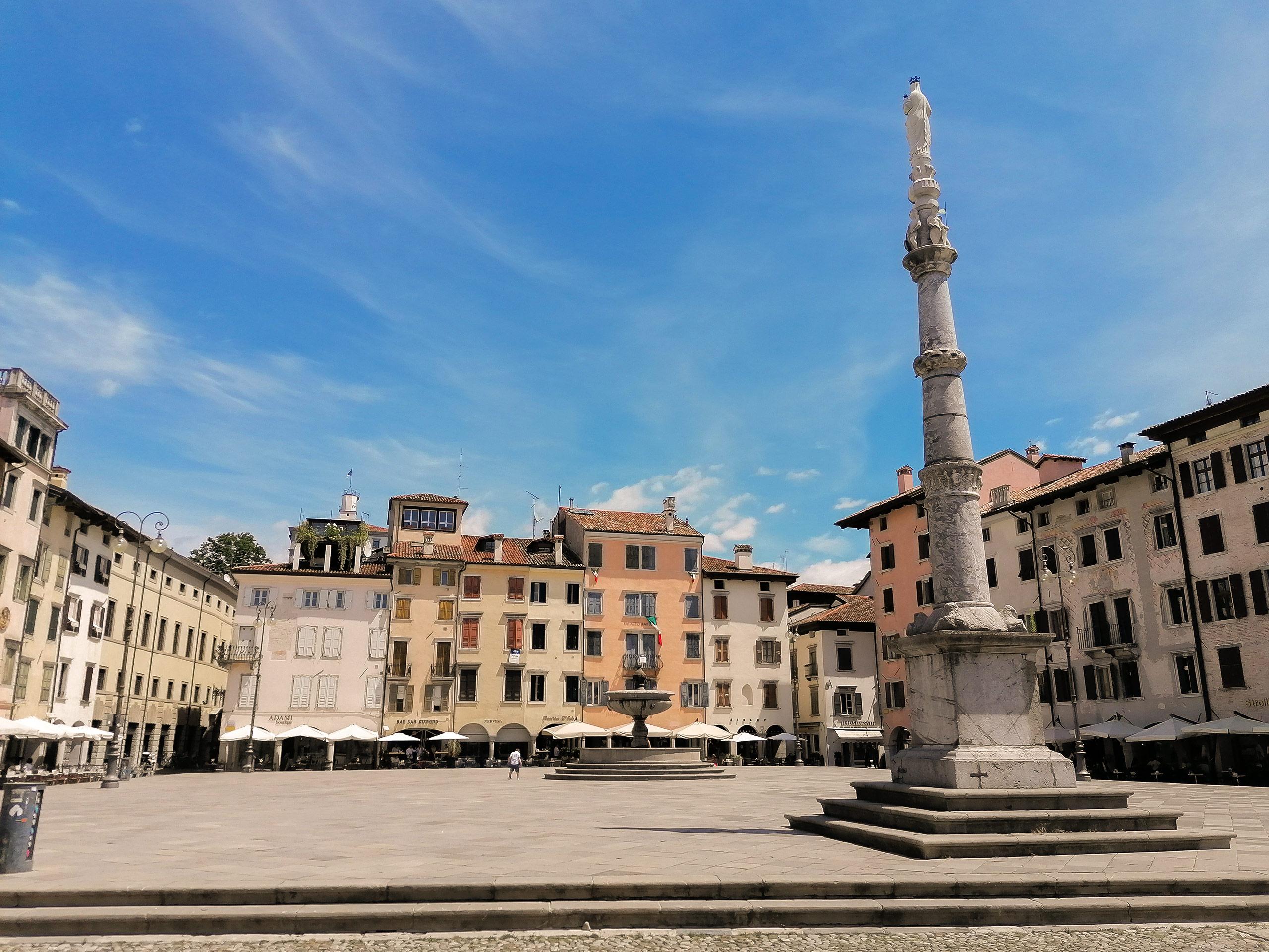 Udine Matteotti Square