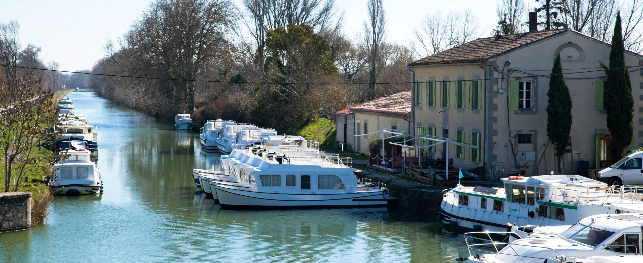 Two Seas Canal by Bike: Atlantic to the Mediterranean