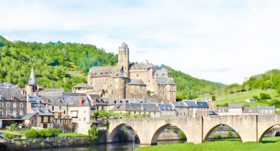 Cycle the Le Puy Camino: Le Puy to Cahors