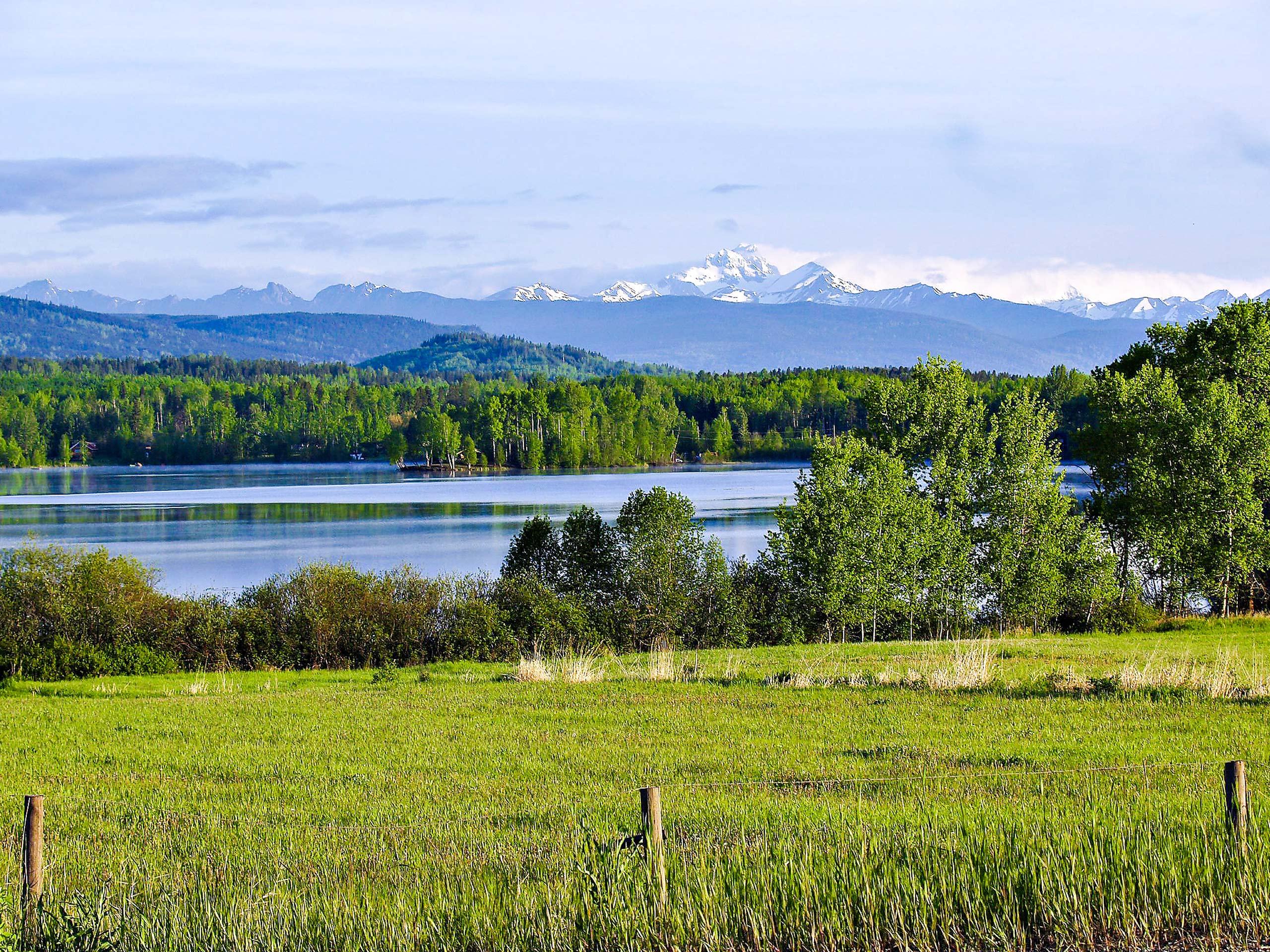 Beautiful Smithers landscape