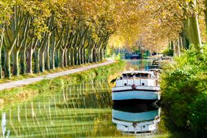 Canal du Midi by Bike: Toulouse to Sète Biking Tour